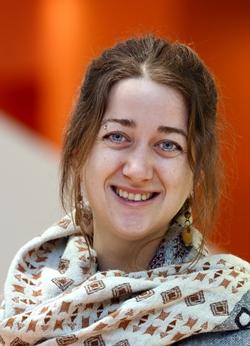 Portraitfoto Mira Glückler